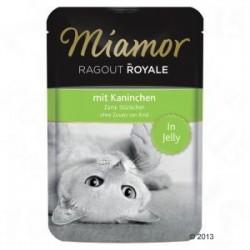 Miamor Ragout Royale 100g z królikiem w galarecie