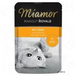 Miamor Ragout Royale 100g z kurczakiem w galarecie
