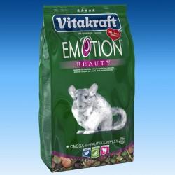 Vitakraft Emotion Beauty dla szynszyli - 600 g