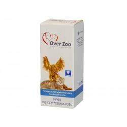 Over Zoo Płyn do czyszczenia uszu 50ml