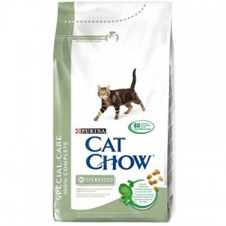 Purina Cat Chow Sterilized 0,5 kg