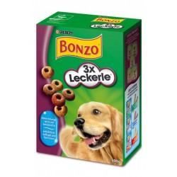 PURINA Bonzo 500g - 3 x Leckerle - ciastka