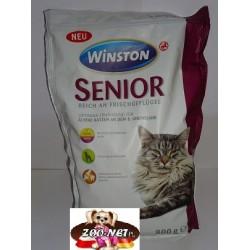 Winston Senior 800g- Świeży drób z ryżem