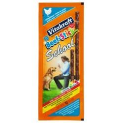 VITAKRAFT Beef Stick School– przysmak dla psa z drobiem 10szt