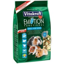 Vitakraft Emotion for Kids 600g- Pokarm dla młodych świnek