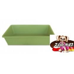 ZOLUX - Kuweta dla Kota 40x30x10 - Jasno zielona
