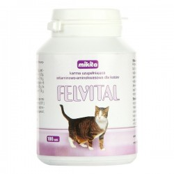 MIKITA 100 tabl Felvital witaminowo-aminokwasowa