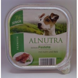 ALNUTRA (Baldo) szalka 300g Senior - Kura z ryżem