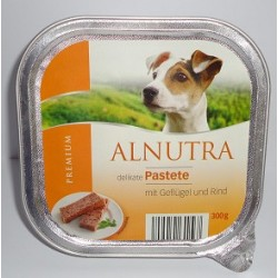 ALNUTRA (Baldo) szalka 300g - Drób z wołowiną