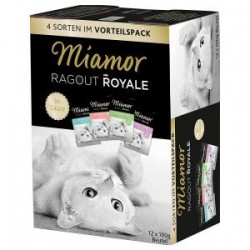 Miamor Ragout Royale 12x100g w sosie