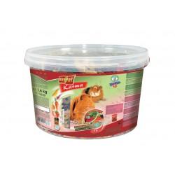Vitapol pokarm dla świnki morskiej 2w1 owoc/warzywa 1,9kg