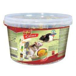 Vitapol pokarm dla szczura wiaderko 1,9kg