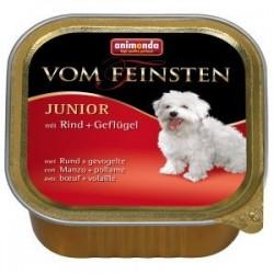Animonda von Feinsten Junior 150g- Wołowina z drobiem