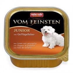 Animonda von Feinsten Junior 150g- Wątróbka drobiowa