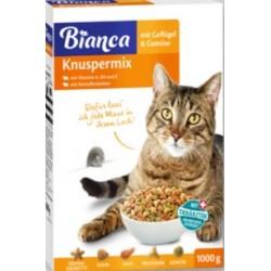 Bianca 1kg sucha karma- Drób z warzywami