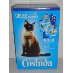 Coshida 12 x 100 g - Mix mięs w galarecie