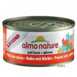 Almo Nature puszka 70g- Kurczak z dynią