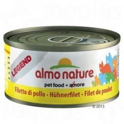 Almo Nature puszka 70g- Filet z kurczaka