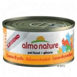 Almo Nature puszka 70g- Udko z kurczaka