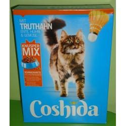 Coshida 1kg- Indyk, kaczka,kurczak i warzywa