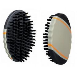TRIXIE Szczotka z mosiężnym włosiem 7 x 12cm
