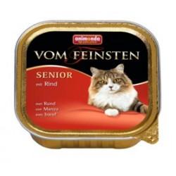 ANIMONDA Vom Feinsten Senior z wołowiną 100g