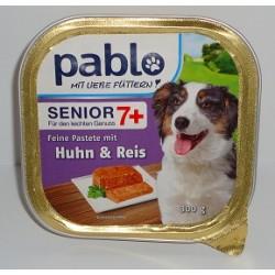 PABLO szalka 300g- Senior Kurczak z ryżem pasztet