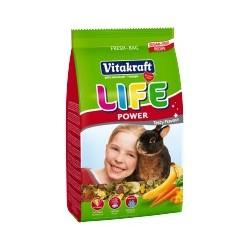 Vitakraft Life Power pokarm dla królika 600g