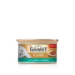 GOURMET GOLD 85g - Kaczka ze szpinakiem pasztet
