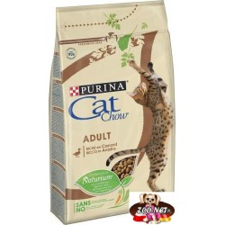 Purina Cat Chow 15kg- Królik z wątróbką