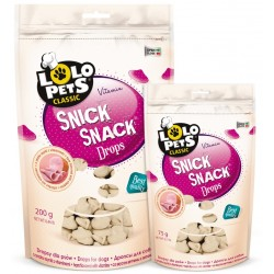 Lolo Pets Dropsy szynkowe z witaminami 200g