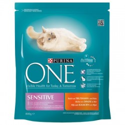 Purina One 800 g - sensitive