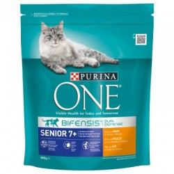 Purina One 800 g - senior