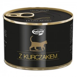 Dolina Noteci NATURAL TASTE CAT kurczak 185 g