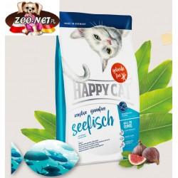 Happy Cat Sensitive- Bezzbożowa- Ryby morskie