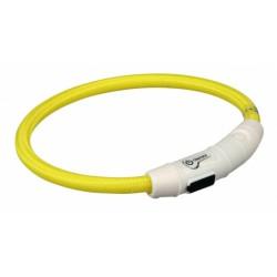 TRIXIE Migająca obroża USB
