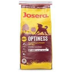JOSERA Optiness 15kg z jagnięciną
