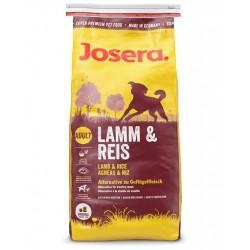 JOSERA Lamb rice 15kg z jagnięciną i ryżem