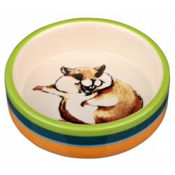 Miseczka ceramiczna 80ml dla chomika, myszy