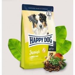 Happy Dog Junior Original- bezglutenowa karma dla szczeniąt z jagnięcina i ryżem
