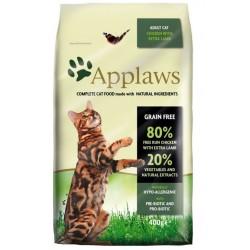 Applaws 400g Adult z kurczakiem i jagnięciną