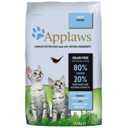 Applaws 7,5kg Kitten - sucha karma