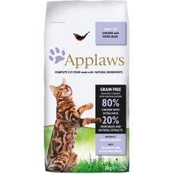 Applaws 2kg Adult z kurczakiem i kaczką