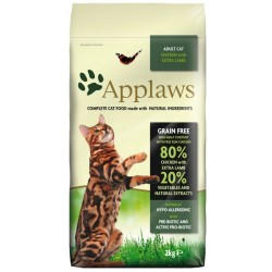 Applaws 2kg Adult z kurczakiem i jagnięciną