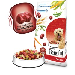 PURINA Beneful - Light 3kg dla psa