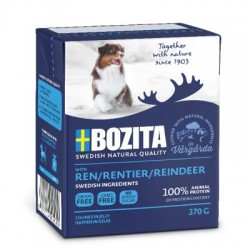 Bozita Naturals 370g - Renifer w galarecie