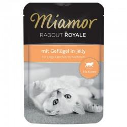 Miamor Ragout Royale Kitten 100g z drobiem