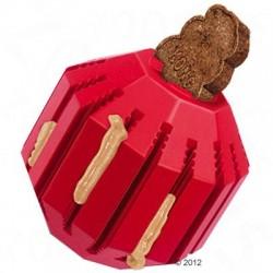 Kong stuff-A piłka z wytrzymałego kauczuku na przysmaki