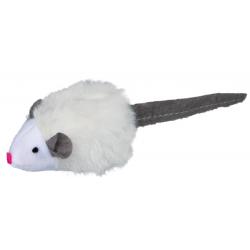 TRIXIE Mysz pluszowa piszcząca 6cm