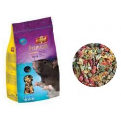 Vitapol pokarm Premium dla szczura 750g